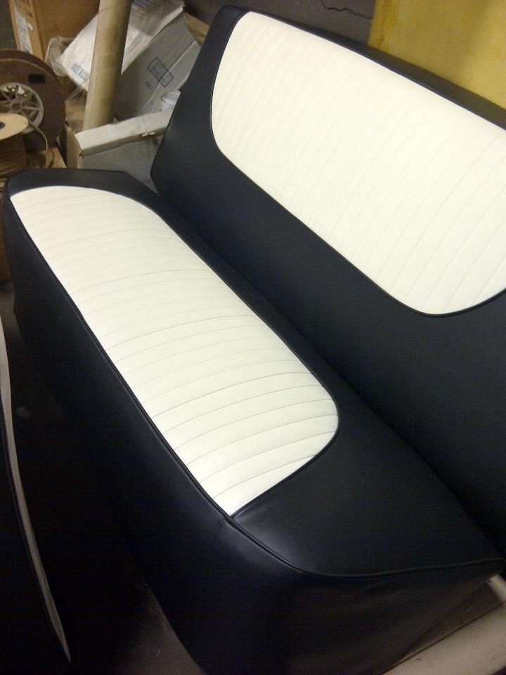 1954 Ford Seats